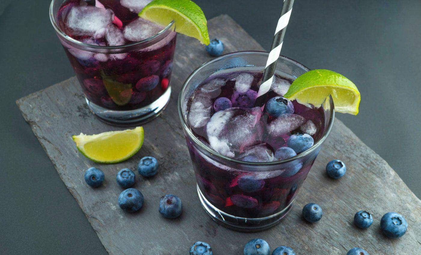 cocktailuri cu fructe de pădure