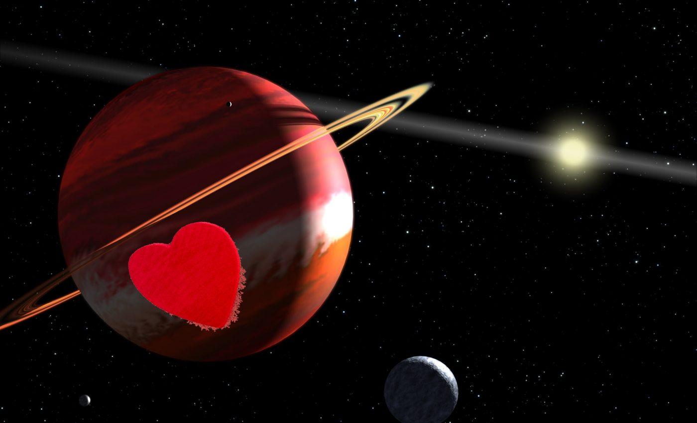 Venus in cuadratura cu Saturn si Uranus